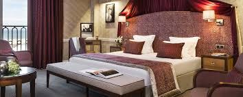 chambre royal chambre hôtel bord de mer normandie le royal hôtels barrière
