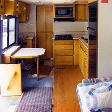 Related Image Camper Interiorcaravanabandonedtiny