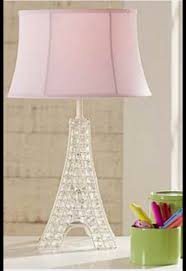 Pottery Barn Crystal Table Lamps by Eiffel Tower Lamp On The Hunt
