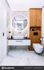 modernes neues luxus badezimmer innenarchitektur mit marmor