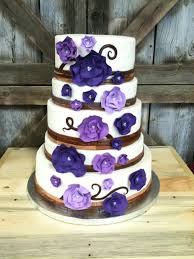 Im Finally Getting Another Cake Up On The Blog Goodness Time Goes By So Fast I Made This In June For My Cousins Wedding