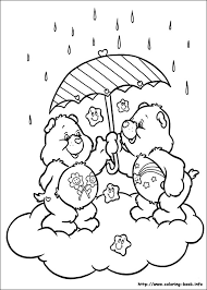 Coloring Page Php Photo In Care Bears Pages
