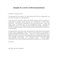 Reference Letter Samples For Employment Icardibaldoco