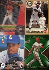 1990 Upper Deck Ken Griffey Jr by The Junior Junkie The Baseball Cards Of Ken Griffey Jr And