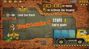 100 Cool Math Truck Loader 4 Gameplay Walkthrough Levels 1 19 YouTube