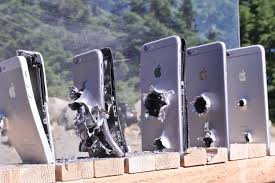 How Many iPhones Does It Take To Stop an AK 74 Bullet