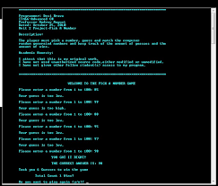 Console Application Font Size