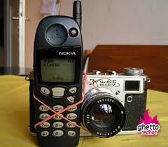 First Camera Phone Ever Made O Ghetto Red Hot