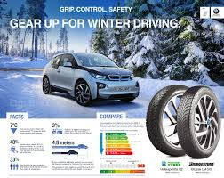 BMW I3 Guide - Winter Driving And Accessories
