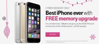 T Mobile Discounting Select iPhone Models Including 64GB iPhone 6