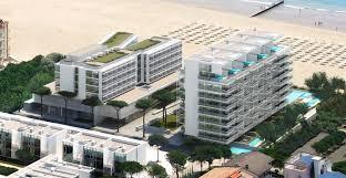 100 Richard Meier Homes Gallery Of In Progress Jesolo Lido Condominium The Beach