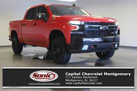 New 2019 Chevrolet Silverado 1500 LT Trail Boss For Sale In ... Pre Owned Reinhardt Toyota Serving Montgomery Al Tnt Outfitters Golf Carts Trailers Truck Accsories Queensland Tow Al Classic Buick Gmc In Serving Birmingham Millbrook Blue Ox Photo Gallery New 2019 Chevrolet Silverado 1500 Lt Trail Boss For Sale Riverside Wetumpka Your Auburn Alexander City Featured Used Cars For At