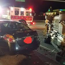 100 Joppa Car And Truck World Route 543 Crash Friday Night Caused Injuries Bel Air VFC Bel Air