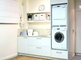 Ikea Küchenschrank Für Waschmaschine Waschmaschine Und Trockner übereinander Einbauschrank