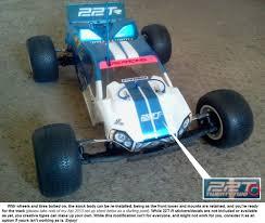 Team Losi Racing 22T-R -