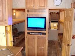 Rv With Bunk Beds Floor Plans Bedroom Fifth Wheel Also 2