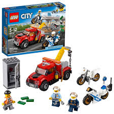 100 Stuber Trucks Lego City Police Tow Truck Trouble 60137 Products Lego Lego