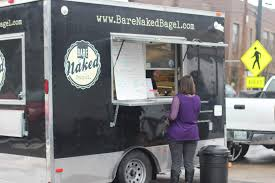 Nashville Food Truck Friday : Bare Naked Bagel