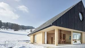 100 Architecture Gable House In Roleithen Austria By Mia2 Architektur