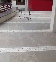 Star Design Of HeritageTM Tiles Used Along With Granite In Goa