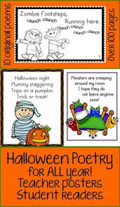 Poems About Halloween That Rhymes by Printable Activities Poems For Kids Halloween Poem