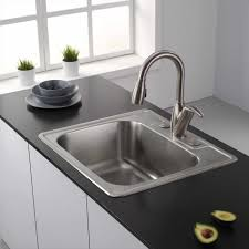 fancy pull down kitchen faucet stainless steel sink farmhouse