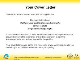 What Should A Cover Letter Say For Job Application How To Apply On Jobs