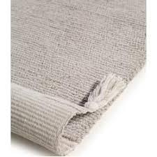 benuta badematte dust hellgrau 70120 cm badteppich für