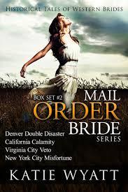Box Set 2 Tales Of Western Brides Books 5 8