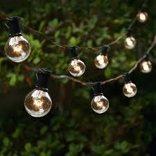 Lamp Shades At Walmart Canada by Patio String Lights Walmart Canada 50 Foot Outdoor Globe 20509