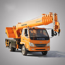 12 Ton Telescopic Truck Mounted Crane Made In China - Buy Truck ...