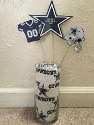 Cheap Dallas Cowboys Room Decor by Dallas Cowboys Centerpiece Please Visit Us On Facebook At Eva U0027s