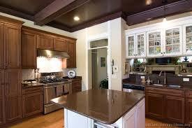 White Kitchen Design Ideas 2014 by Pictures Of Kitchens Traditional Two Tone Kitchen Cabinets