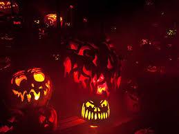 Roger Williams Pumpkin by Jack O Lantern Spectacular