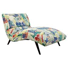 100 Pearsall Chaise Lounge Chair MidCentury Modern Contour Wave By Adrian