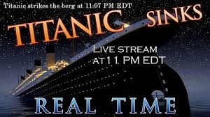 Titanic Sinking Animation Real Time by Sinking Of The Titanic Titanic Wiki Fandom Powered By Wikia