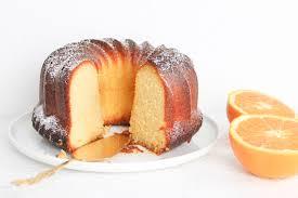 der weltbeste orangen gugelhupf