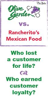Orem Rancherito s Nasty Service vs Olive Garden s Win