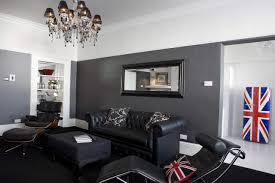 Living Room Decorating Ideas Black Leather Sofa by Amazing Decorate A Living Room With Black Leather Furniture Sofa