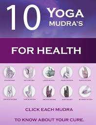 Yoga Mudras Methods Benefits Screenshot