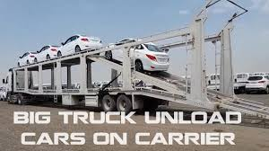BIG Truck Unload Cars On Carrier - How Car Transporter Off Load ... Ltl Carrier A Duie Pyle Sees Growth In Expited Shipping Wooden Truck Car Carrier Toyopia New Bird Logistic Trailer For Transport Editorial 2000 Peterbilt 379 Sale Salt Lake City Ut Trucks At Los Angeles Youtube Low Poly 3d Model 3dexport Amazoncom Melissa Doug Mickey Mouse And Cars Large Sound End 31420 1025 Pm Canter Freezer In Dubai Steer Well Auto Prtex 16 Tractor Dinosaur With 6 Mini Plastic