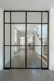 glastüren für innen modern und design für