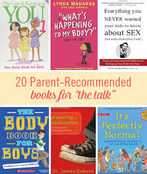 Parent Recommended Best Books For Having The Talk