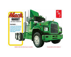 AMT Mack R685ST Semi Tractor [AMT1039] | Toys & Hobbies - AMain Hobbies Paw Patrol Patroller Semi Truck Transporter Pups Kids Fun Hauler With Police Cars And Monster Trucks Ertl 15978 John Deere Grain Trailer Ebay Toy Diecast Collection Cheap Tarps Find Deals On Line At Disney Jeep Car Carrier For Boys By Kid Buy Daron Fed Ex For White Online Sandi Pointe Virtual Library Of Collections Amazoncom Newray Peterbilt Us Navy 132 Scale Replica Target Stores Transportation Internatio Flickr