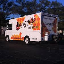 Marigold's Food Truck - Kansas City Food Trucks - Roaming Hunger ... Mad Mans Kc Bbq Kansas City Food Trucks Roaming Hunger Lets Be Frank Toronto Beauty Of The Bistro An Abandoned Used Car Lot Is Blowing Up Citys Truck Frenzy Lenexa Woodneath Library Provides Picturesque Setting For Monthly Food Album On Imgur Pigtails And Olives Foodtruck Restaurant Truck Owners Preparing Summer Season Personal Chase Castor Hub