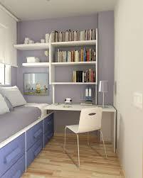 Impressive Small Bedroom Desk Ideas Magnificent Home Design