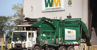 100 Waste Management Garbage Truck CEO Were Bigger Than Solar Energy