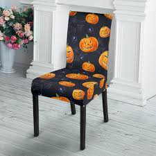 Pumpkin Halloween Print Pattern Dining Chair Slip Cover Witch Chair Cover By Ryerson Annette 21in X 26in Project Sc Rectangle Table Halloween Skull Pattern Printed Stretch For Home Ding Decor Happy Wolf Cushion Covers Trick Or Treat Candy Watercolor Pillow Cases X44cm Sofa Patio Cushions On Sale Outdoor Chaise Rocking For Halloweendiy Waterproof Pumpkinskull Prting Nkhalloween Pumpkin Throw Case Car Bed When You Cant Get Enough Us 374 26 Offhalloween Back Party Decoration Suppliesin Diy Blackpatkullcrossboneschacoverbihdayparty By Deal Hunting Diva Print Slip