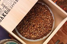 Pumpkin Pie With Pecan Praline Topping by Pumpkin Praline Pie Recipe King Arthur Flour