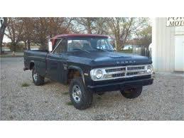 100 71 Dodge Truck 19 D100 For Sale ClassicCarscom CC967901